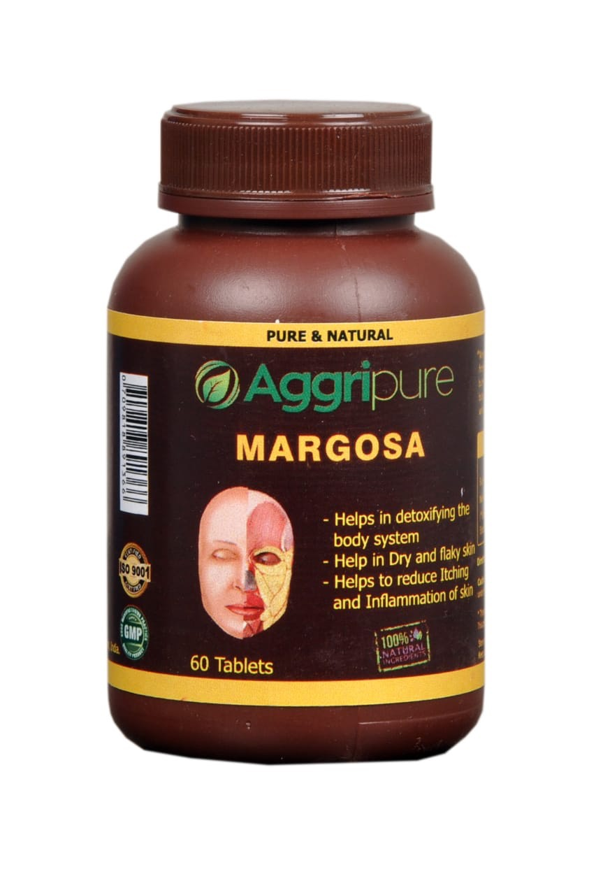Get Rid of Pimples Fast with Margosa Tablets