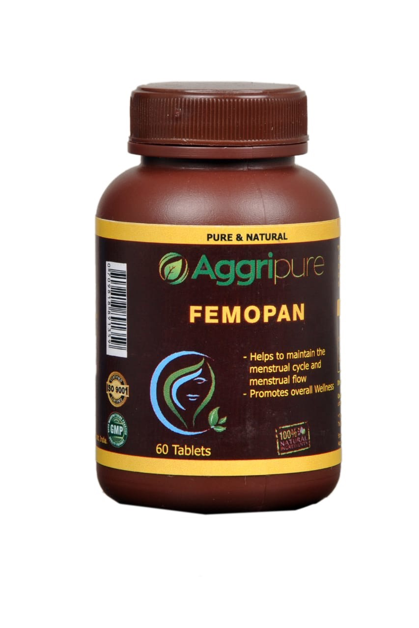 Get Menstrual Cycle on Track with Femopan tablets