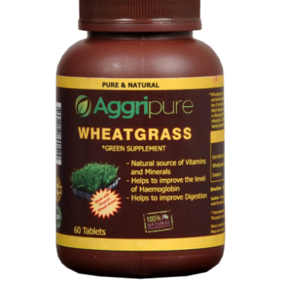 Best Wheatgrass Tablets