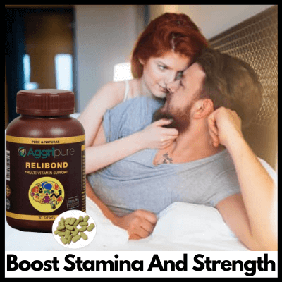 Boost Stamina And Strength, Dick enlargement tablet