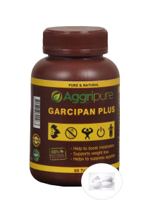 Ayurvedic AGGRIPURE-GARCIPAN for weight loss