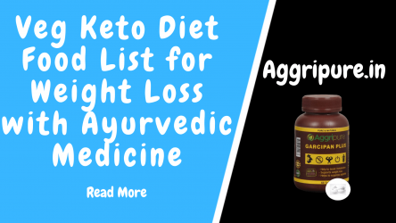 Veg Keto Diet Food List for Weight Loss