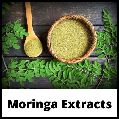 Moringa Oleifera Extracts
