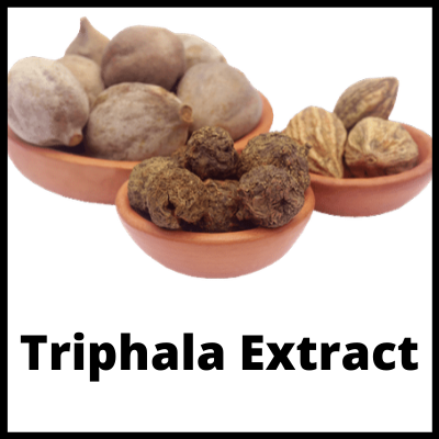 Triphala Extract, Premium Weight Loss Tablet