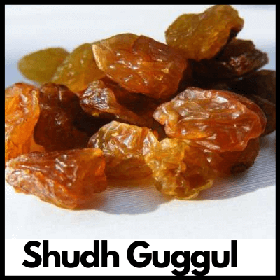 Shudh Guggul, Supplement for Joint Pain