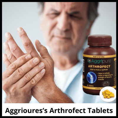 Aggrioures's Arthrofect Tablets, finger bones pain