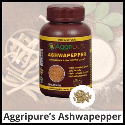 Aggripure's Ashwapepper, Best Sex Stamina Medicine
