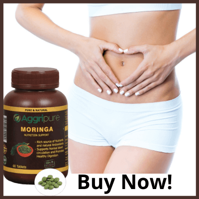 Buy Now! organic moringa oleifera powder