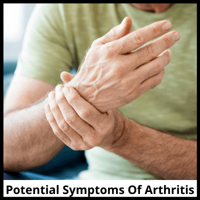 Potential Symptoms Of Arthritis, finger bones pain