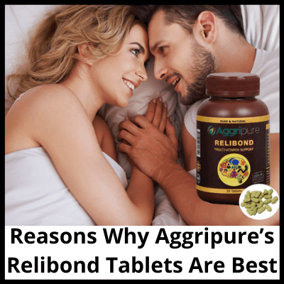 Reasons Why Aggripure's Relibond Tablets Are Best, pennies enlarge medicine