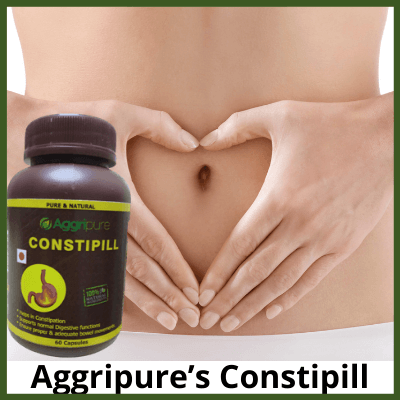 Aggripure's Constipill, Best Constipation Medication