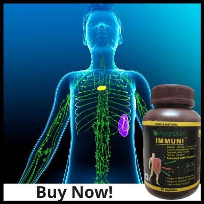 Buy Now! Aggripure's Immuni Capsules, Instant Immunity Booster Capsules