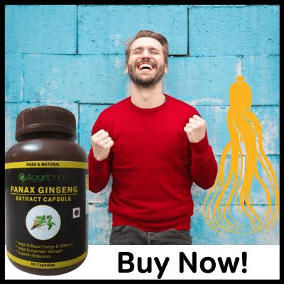 Buy Now Panax Ginseng, Best Panax Ginseng Supplement
