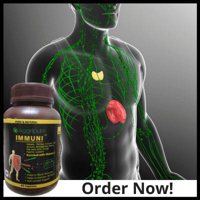 Order now Immuni, Herbal Immune Booster Capsules
