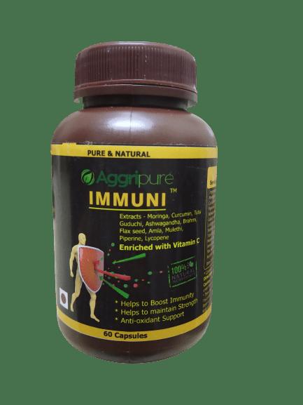 Organic Immune Booster Capsules