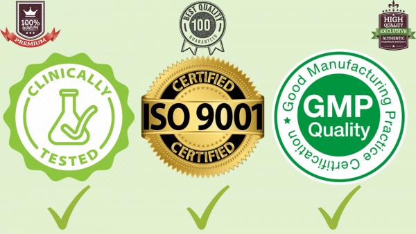 Quality Standards, Best Panax Ginseng Supplement