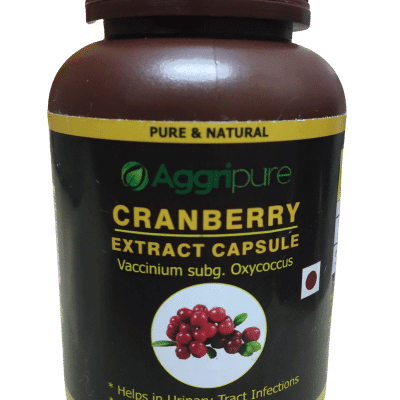 Best Cranberry Pills For UTI