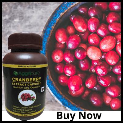 Buy Now Cranberry Pills, Best Cranberry Pills For UTI