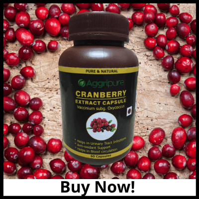 Buy Now! cranberry, Pure Cranberry Extract Capsules