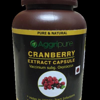 Cranberry Capsules 300 Mg