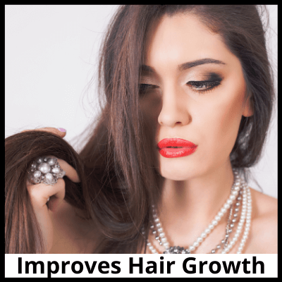 Improves Hair Growth, Pure Amla Extract Capsule