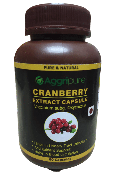 Pure Cranberry Extract Capsules