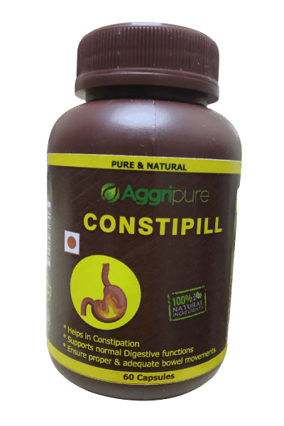 Capsules For Gas And Acidity