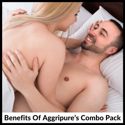 Benefits Of Aggripure's Combo Pack, Erectile Dysfunction Tablets
