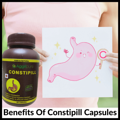 Benefits Of Constipill Capsules