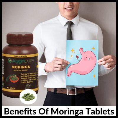 Benefits Of Moringa Tablets, Weight Loss Kit