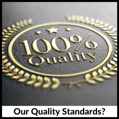 Our Quality Standards, Weight Loss Kit