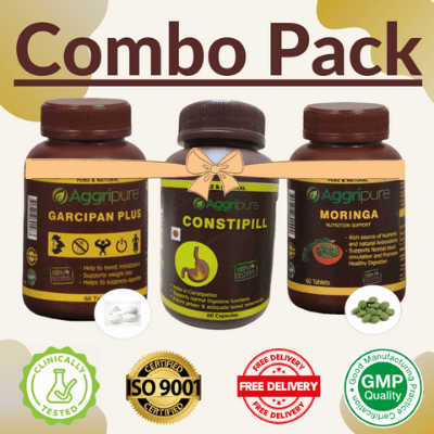 Weight loss kit combo pack