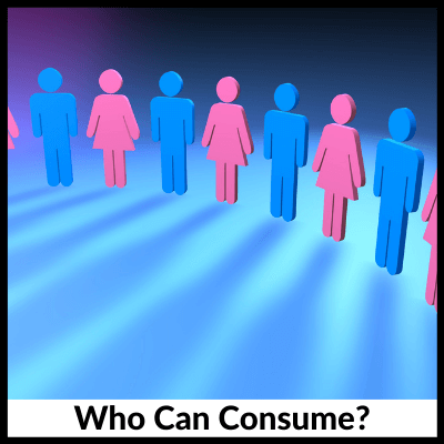 Who Can Consume