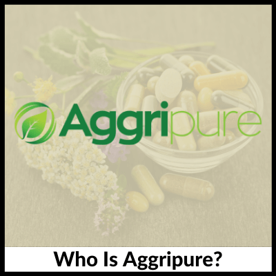 Who Is Aggripure, Weight Loss Kit