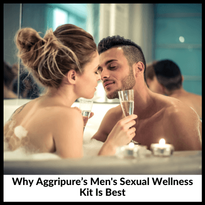 Why Aggripure's Men's Sexual Wellness Kit Is Best, Best Men's Sex Timing Enhancement Kit